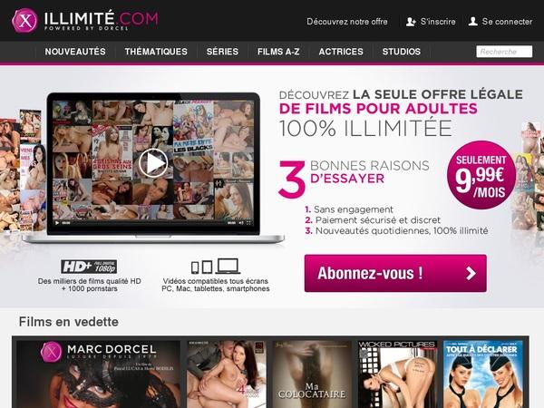 New X Illimite Discount Promo