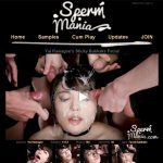 Sperm Mania With Prepaid Card
