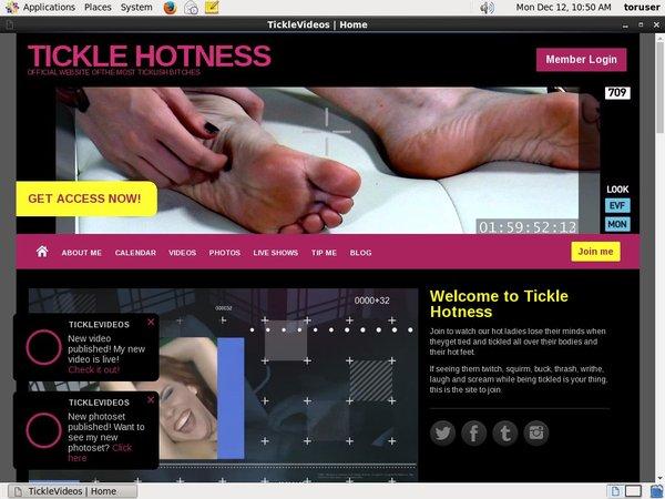 Ticklehotness.com Tv