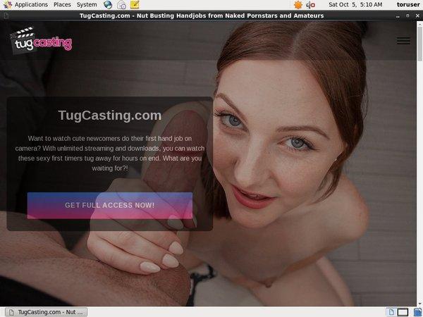 Tug Casting Account Generator