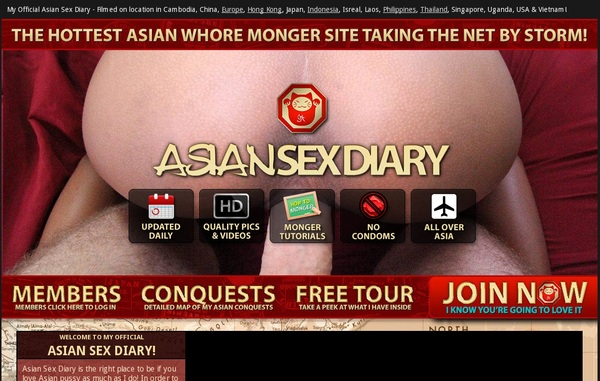 Asian Sex Diary Network