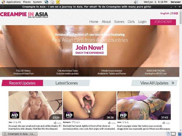 Creampieinasia Web Site