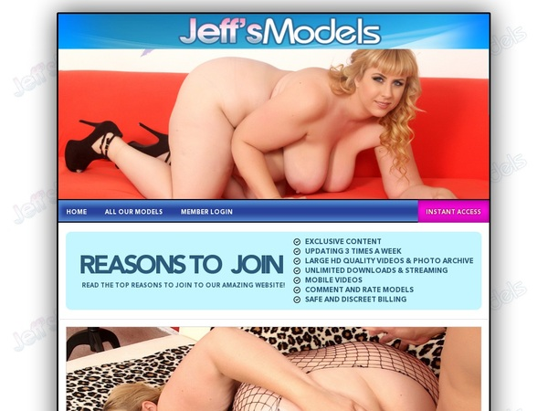 Jeff's Models Join Free