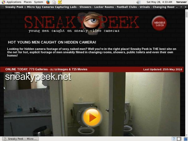 Sneaky Peek Member Trial