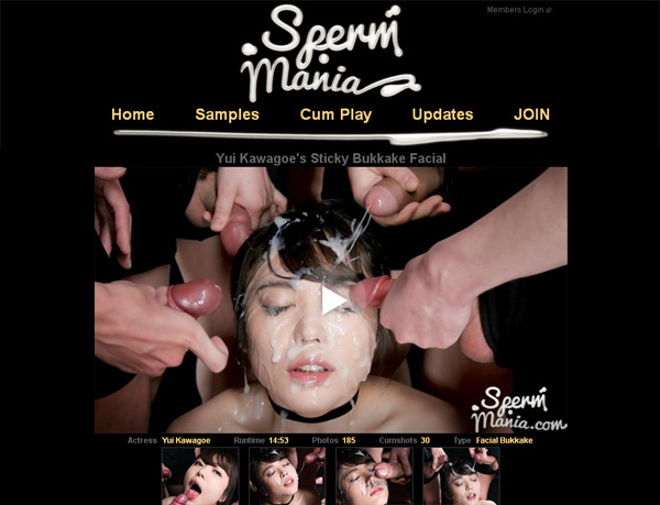 Spermmania Become A Member