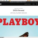 IPlayboy Sign Up Again