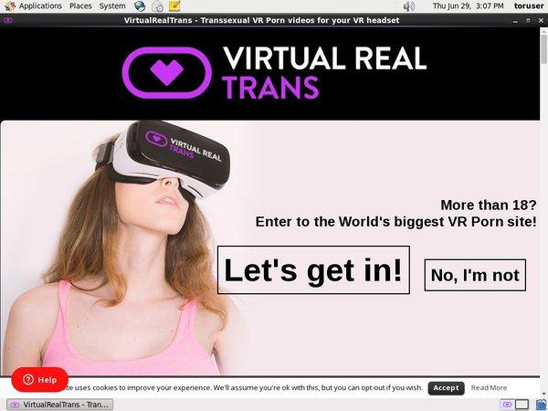 Virtual Real Trans Foto