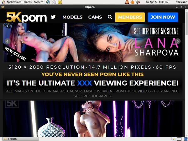 Discount On 5K Porn