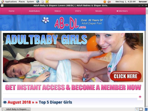Free Trial Abdl Discount