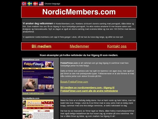 Membersnordic Free Trial