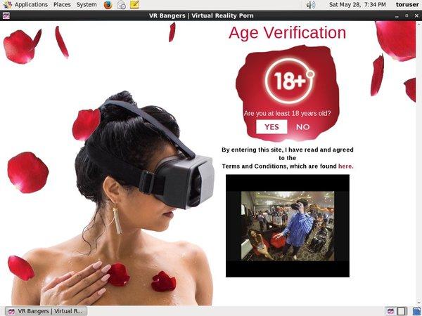 VR Bangers Free Trial Member