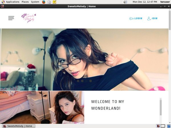 Premium Account For Sweetxmelody.biz