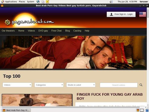 Gayarabclub.com Users