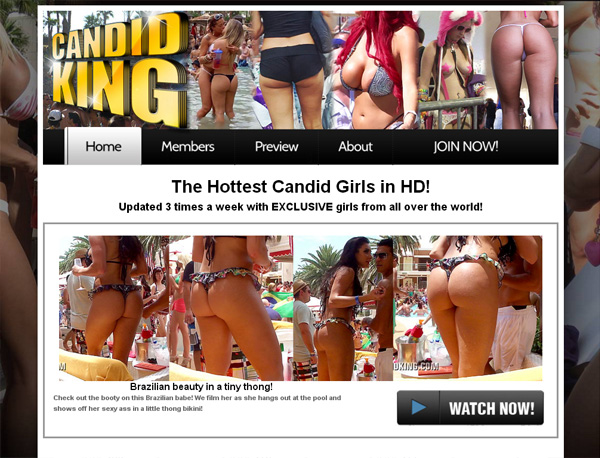 Free Candidking.com Day Trial