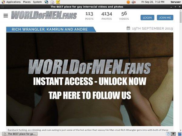 Interracialworldofmenfans Paypal Sign Up