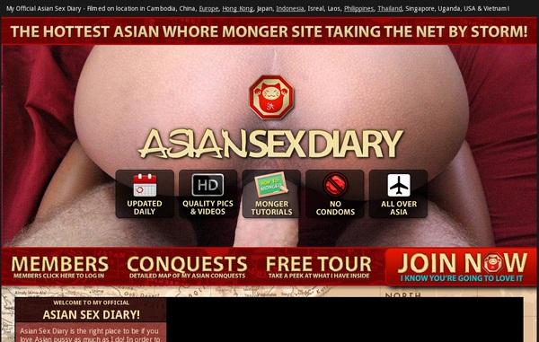 Asian Sex Diary Passes