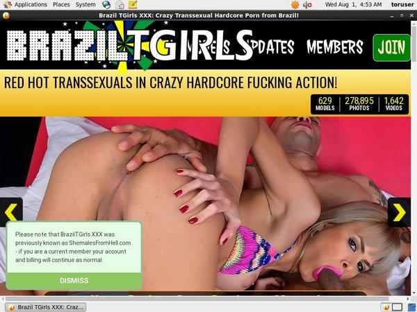 Braziltgirls.xxx Daily Pass
